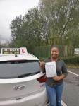 Danielle Garrington-Miller passed with IN2GEAR Stoke