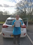 Tom Lewis passed with IN2GEAR Stafford