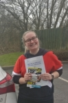 Leanne Roberts passed with IN2GEAR Stafford