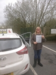 Paula Seabridge passed with IN2GEAR Stafford