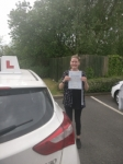 Julie Cayzor passed with IN2GEAR Stoke