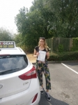 Lauren Reilly passed with IN2GEAR Stafford