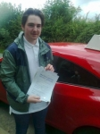 Jack Renshaw passed with IN2GEAR Stafford