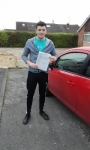 James Gill passed with IN2GEAR Stafford
