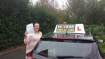 Jessica Hall passed with IN2GEAR Stafford