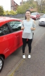 Jia Dawson  passed with IN2GEAR Stafford