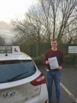 Joe Stickley passed with IN2GEAR Stafford