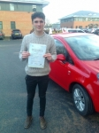 Joe Thompson passed with IN2GEAR Stafford