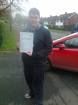 Josh Squire passed with IN2GEAR Stafford