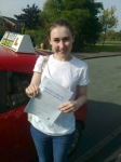 Katie Winter passed with IN2GEAR Stafford