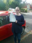 Lesley Craig passed with IN2GEAR Stafford
