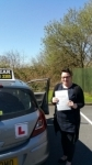 Lisa Moore passed with IN2GEAR Stafford