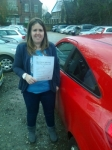 Louise passed with IN2GEAR Stafford