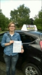 Maja Prijska passed with IN2GEAR Stafford