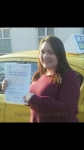 Naomi Duncan passed with IN2GEAR Stoke
