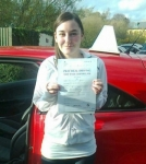 Nicki Drabble passed with IN2GEAR Stafford