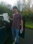 Pat Ashton passed with IN2GEAR Stafford
