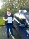 Tammy Glover passed with IN2GEAR Stafford