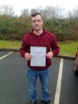 Richard Plant passed with IN2GEAR Stafford