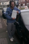 Saruhan Sari passed with IN2GEAR Stafford