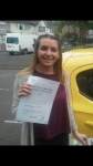Kenzie Wilshaw passed with IN2GEAR Stoke