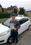 Owen Reece passed with IN2GEAR Stafford