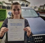Lyndsey Douglas passed with IN2GEAR Stafford