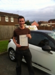 Sean Biggs passed with IN2GEAR Stafford