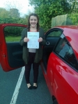 Shaylyn Kent passed with IN2GEAR Stafford