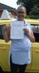 Siobhen Grinnell passed with IN2GEAR Stoke