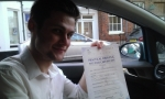 Tim Hamrouge passed with IN2GEAR Stafford