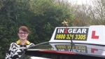 Verity Slater passed with IN2GEAR Stafford