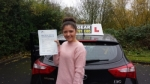 Rebecca Sims passed with IN2GEAR Stafford