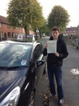 Shaun Taylor passed with IN2GEAR Stafford