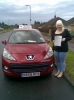 Acacia passed with Independent Driving School
