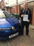 Alex passed with Independent Driving School