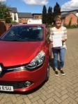 Ann Louise passed with Independent Driving School