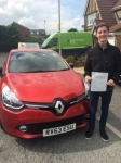 ben passed with Independent Driving School