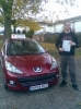 Connor passed with Independent Driving School