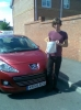 Elliott passed with Independent Driving School