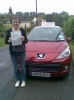 Emma passed with Independent Driving School
