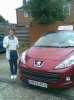 Fallon passed with Independent Driving School