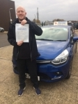 Gary passed with Independent Driving School