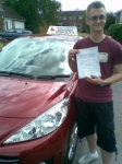 George passed with Independent Driving School
