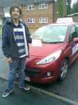 Jack passed with Independent Driving School