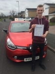 Jake passed with Independent Driving School