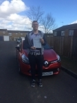 James passed with Independent Driving School