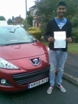 Jana passed with Independent Driving School