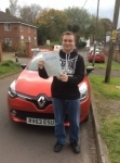 Matt passed with Independent Driving School