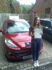 Meg passed with Independent Driving School
